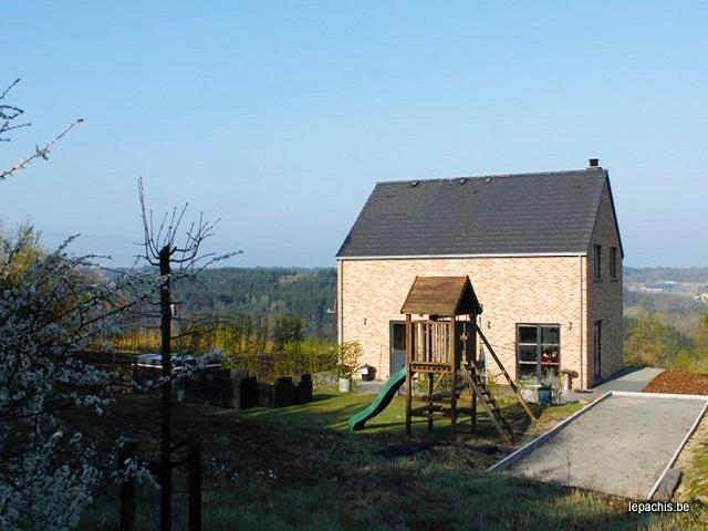 Het vakantiehuis Albatros voor 10 personen te Barvaux sur L'Ourthe