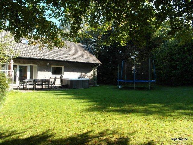 Het vakantiehuis Bonvie voor 12 personen te Dochamps in de Belgisch Ardennen.
