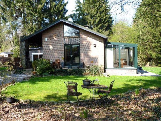 Het vakantiehuis Maison l'Entracte voor 8 personen te Hogne in de Belgische Ardennen