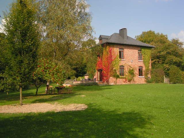 Het vakantiehuis Le Tige voor 8 personen te Waiiet in de Belgische Ardennen